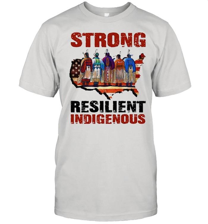 Strong resilient indigenous shirt Classic Men's T-shirt
