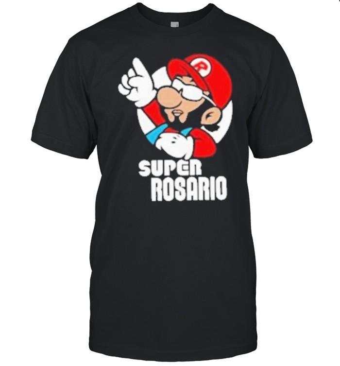 Super rosario shirt Classic Men's T-shirt