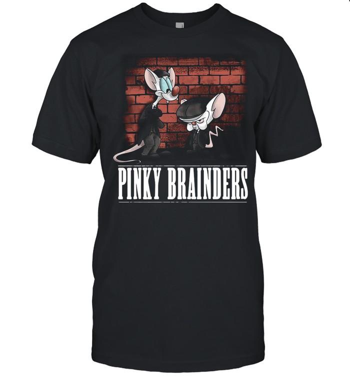 Pinky Brainders shirt Classic Men's T-shirt