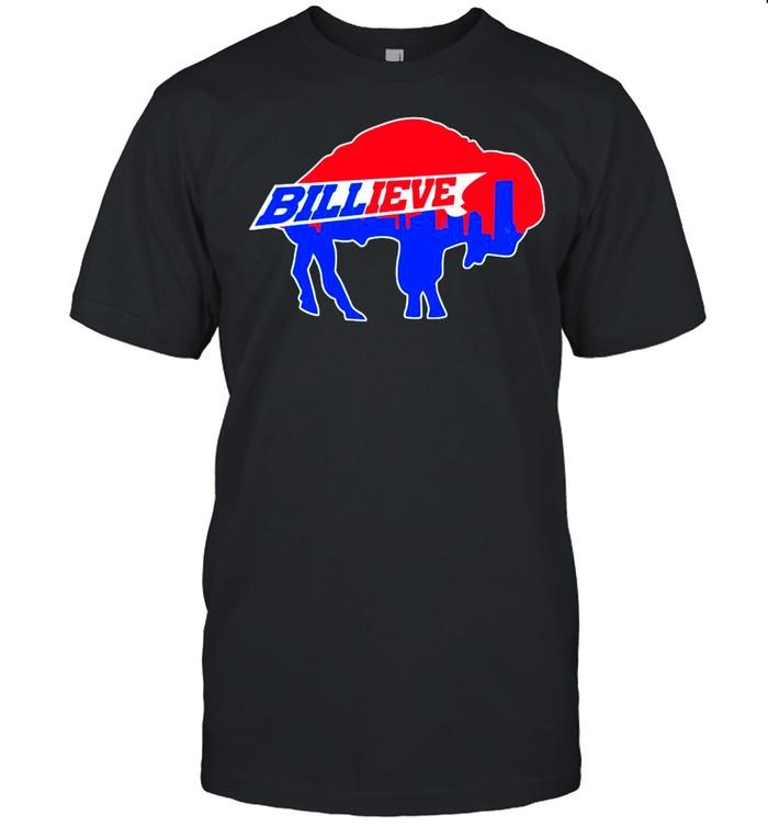 Believe Of Buffalo Bills Mafia 2021 shirt Classic Men's T-shirt