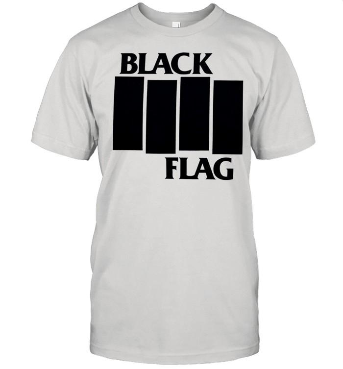 Black flag shirt Classic Men's T-shirt
