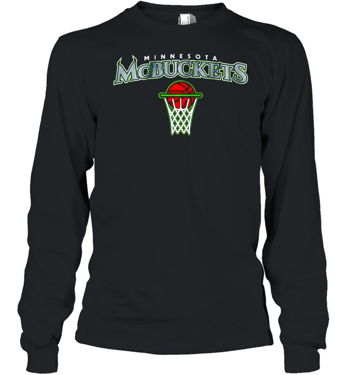 Kayla McBride Minnesota mcbuckets basketball shirt Long Sleeved T-shirt
