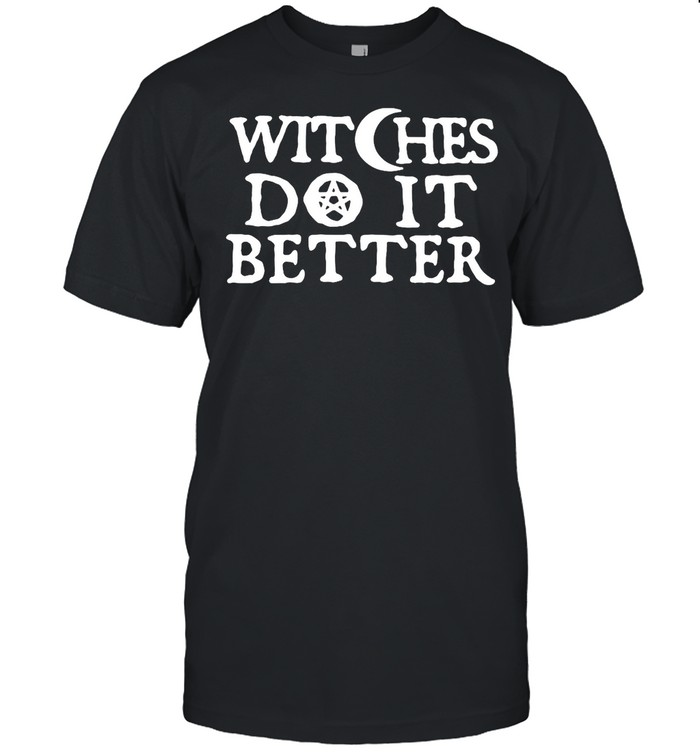 Witches Do It Better shirt Classic Men's T-shirt