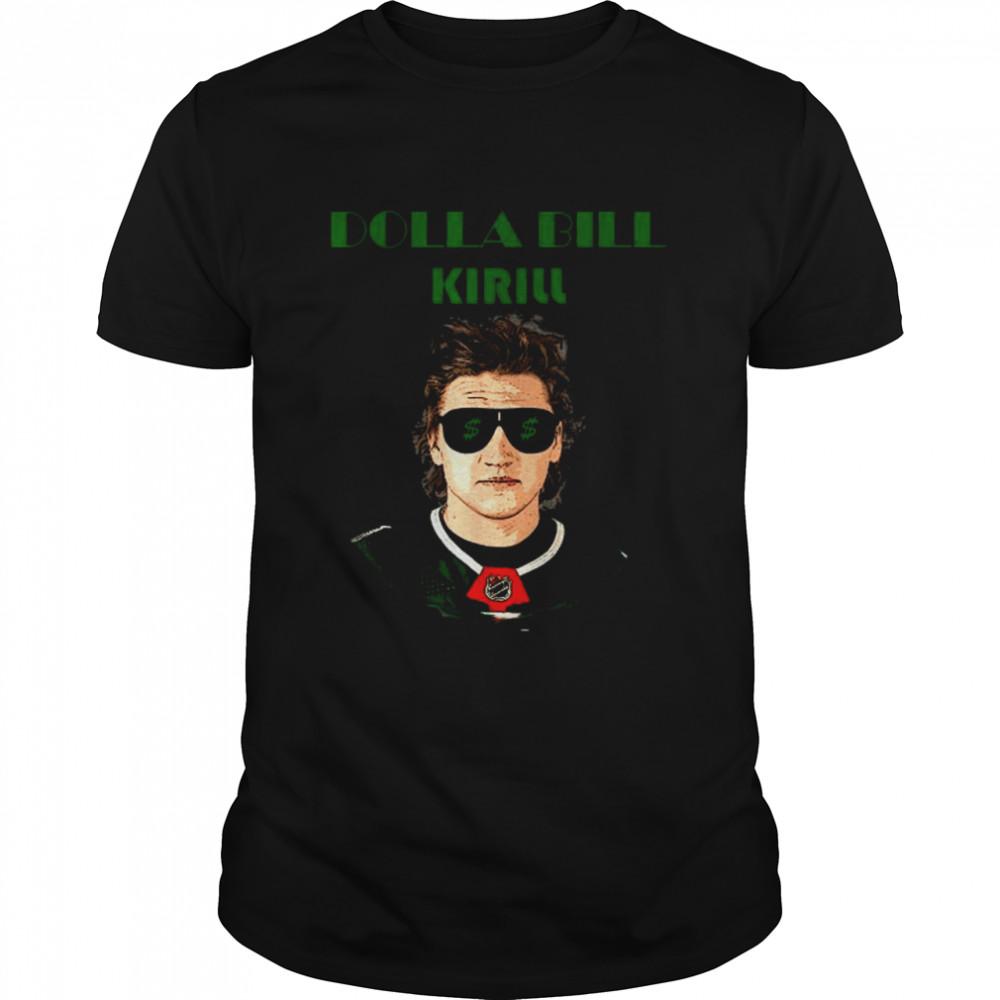 Dolla Bill Kirill  Classic Men's T-shirt