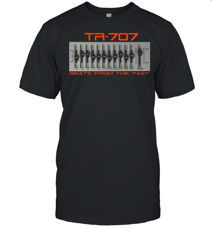Beats From The Past TR- 707  Classic Men's T-shirt