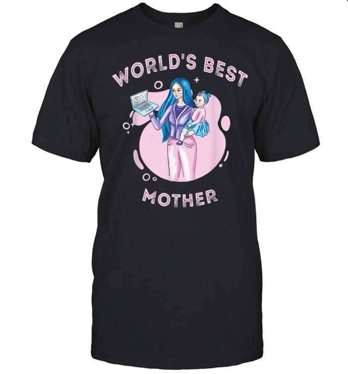 World's Best Mother shirt Classic Men's T-shirt