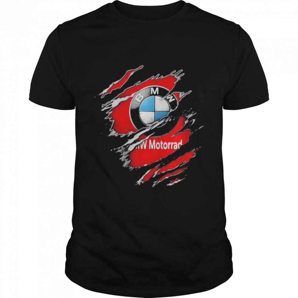 Bmw Motorrad Logo  Classic Men's T-shirt