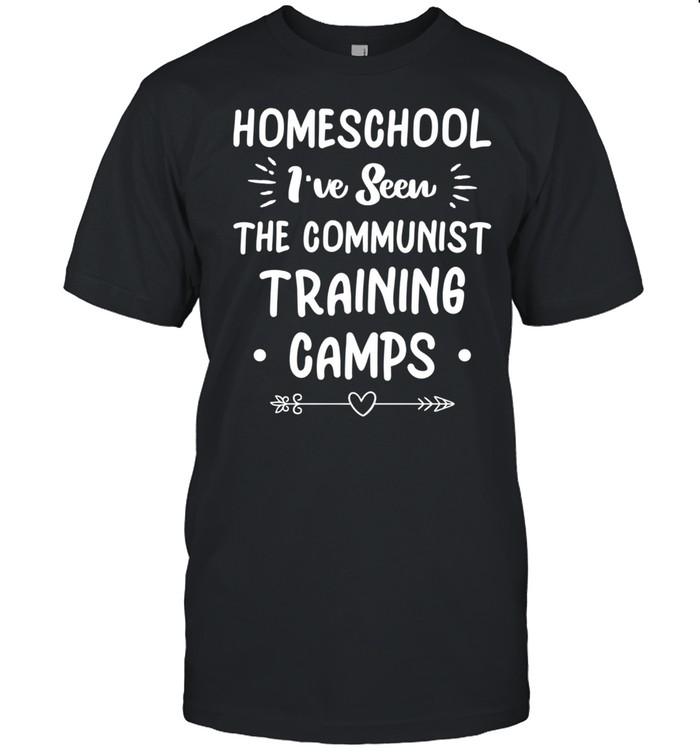 Homeschool Mom Dad Conservative I've Seen The  Classic Men's T-shirt