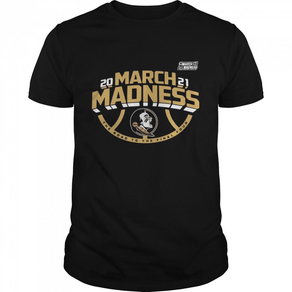 Florida State 2021 NCAA March Madness shirt Classic Men's T-shirt