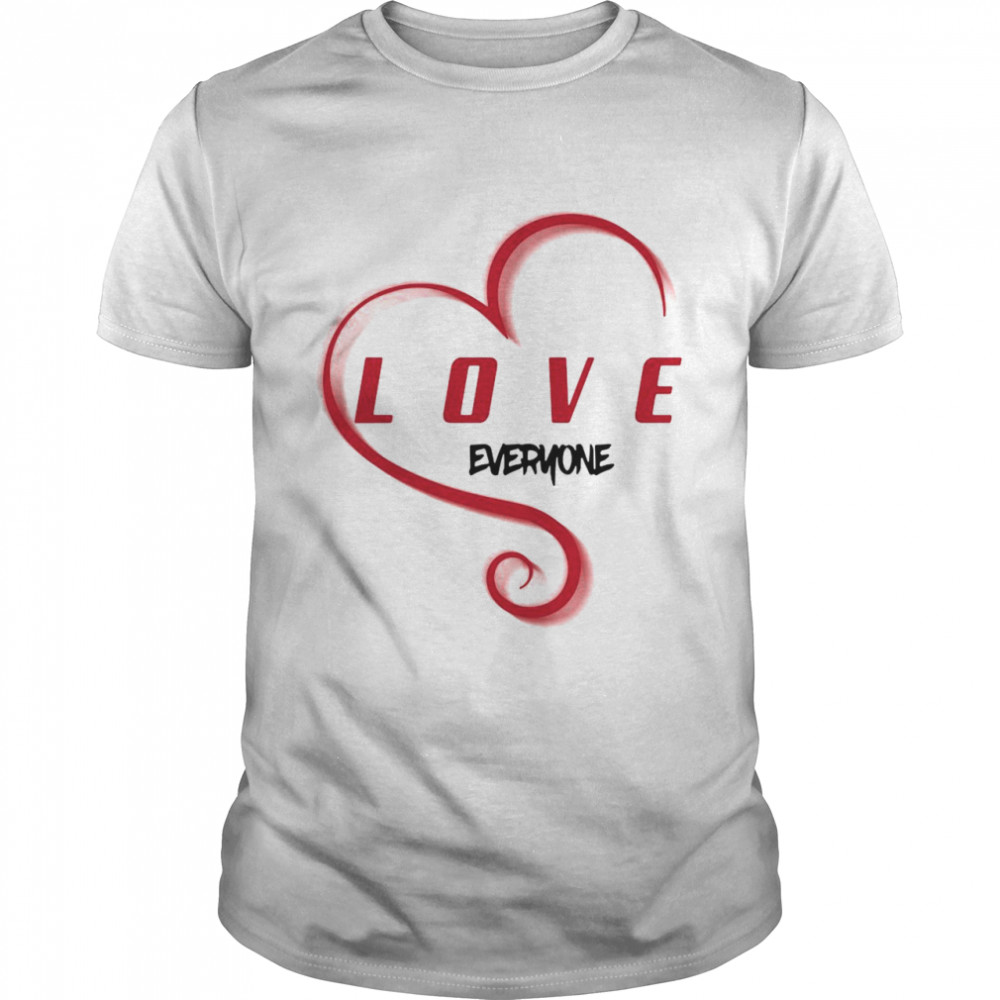 Love Everyone T-shirt Classic Men's T-shirt