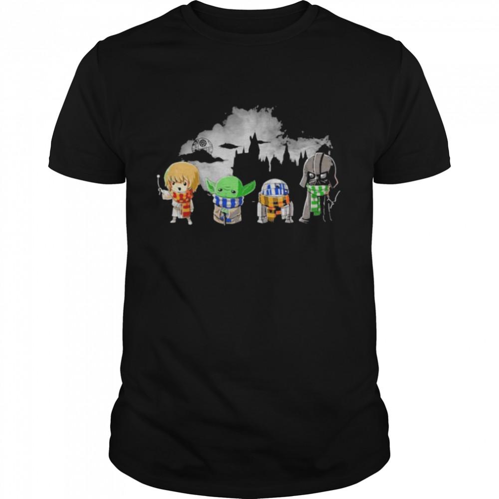 Baby Yoda The Mandalorian Star Wars  Classic Men's T-shirt