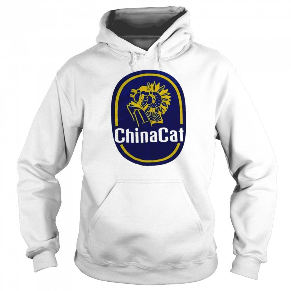 china cat sunflower  grateful dead inspired shirt unisex hoodie
