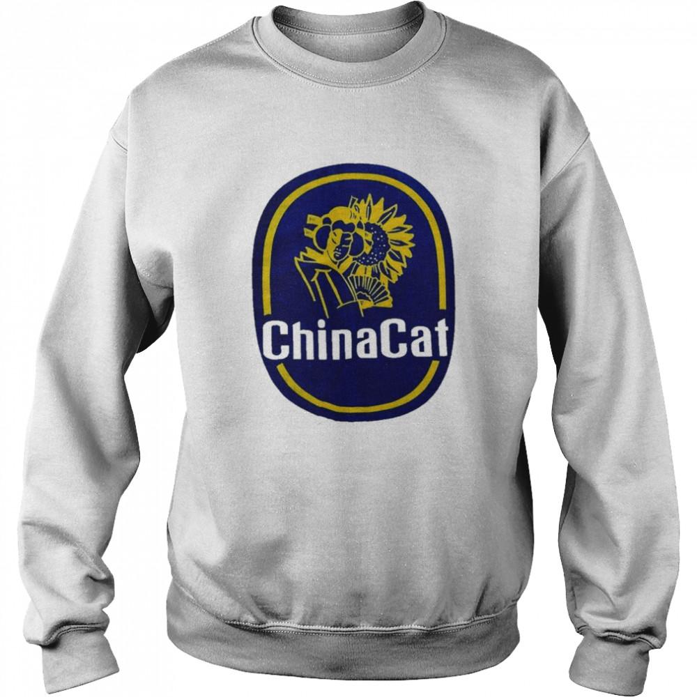 china cat sunflower  grateful dead inspired shirt unisex sweatshirt