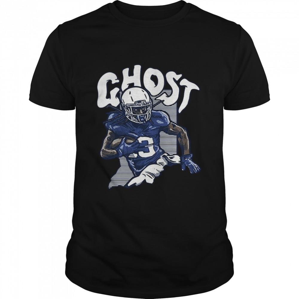 T. Y. Hilton ghost shirt Classic Men's T-shirt