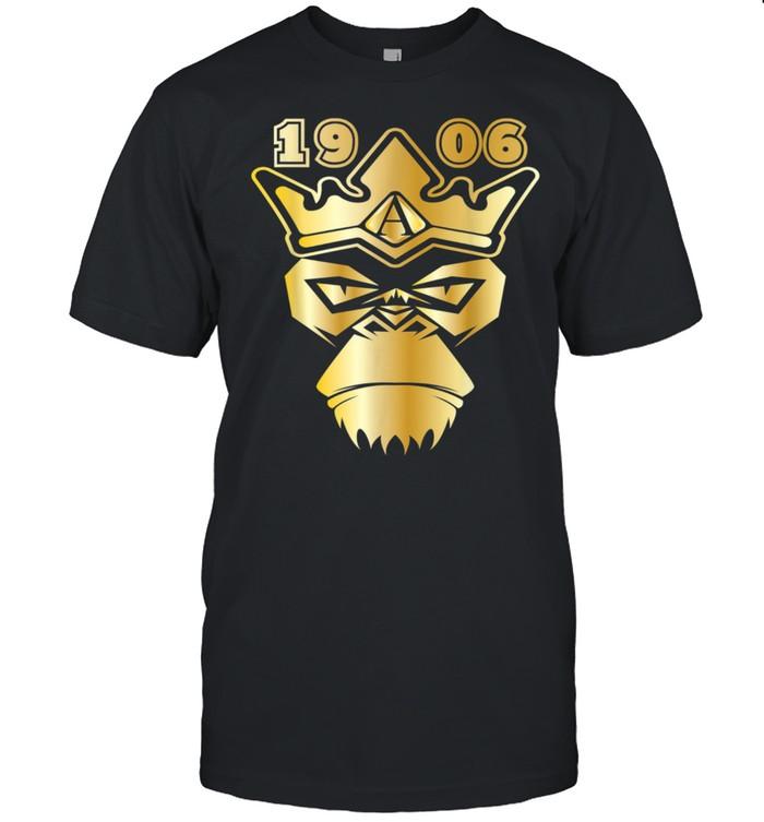 Alpha ape phi 1906 alpha  Classic Men's T-shirt