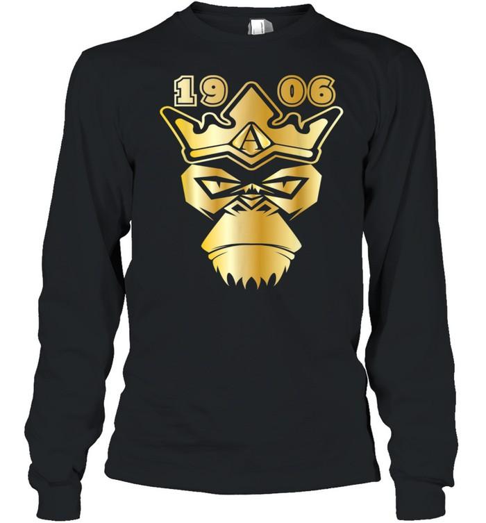 alpha ape phi 1906 alpha  long sleeved t shirt