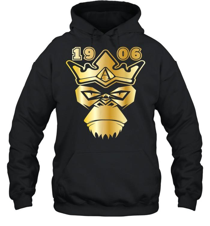 alpha ape phi 1906 alpha  unisex hoodie