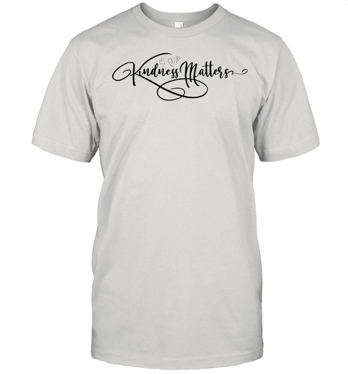 Kindness Matters  Classic Men's T-shirt
