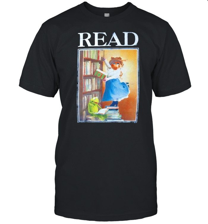 Read Miss Piggy and Kermit Muppets shirt Classic Men's T-shirt