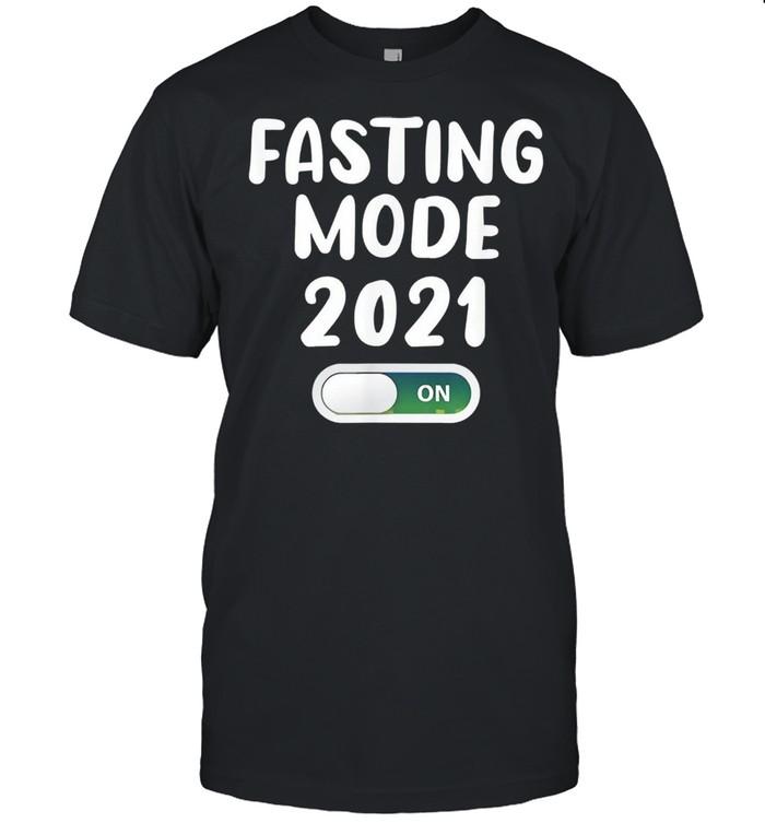 Ramadan fasting mode fasting muslim ramadan 2021 shirt Classic Men's T-shirt