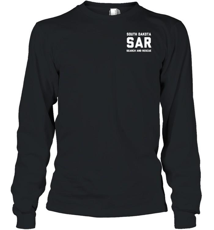 sd sar final  long sleeved t shirt