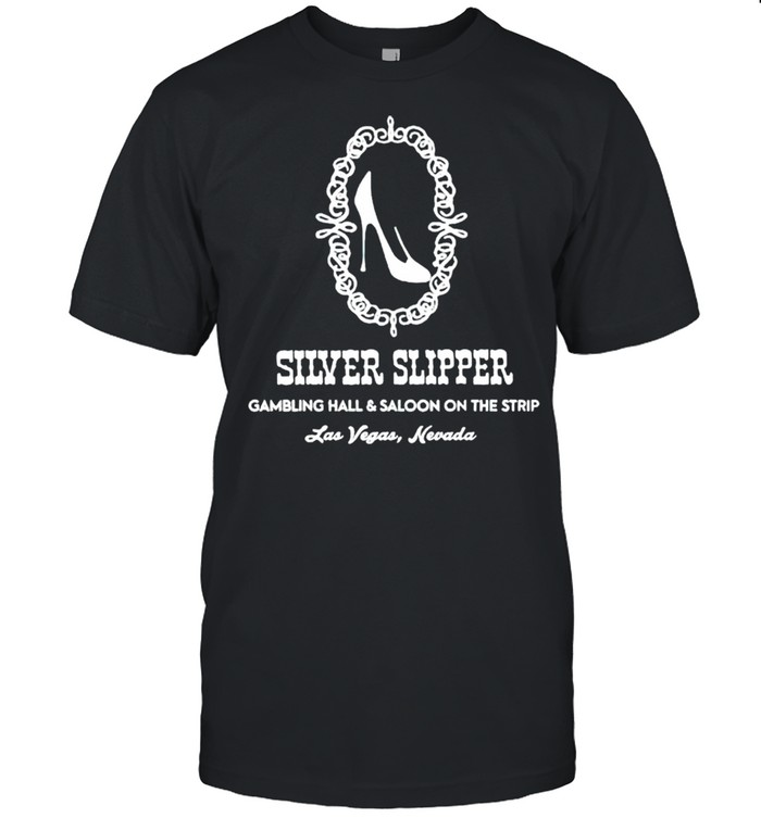 Silver Slipper gambling hall and saloon on the strip shirt Classic Men's T-shirt