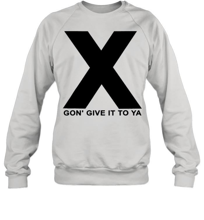 dmx x gon give it to ya shirt unisex sweatshirt