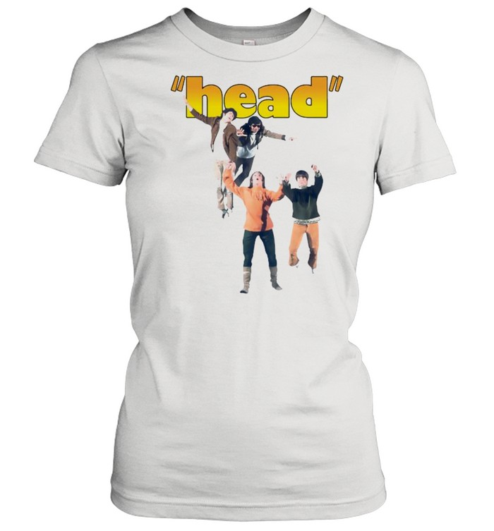 Headquarters The Monkees  Classic Women's T-shirt