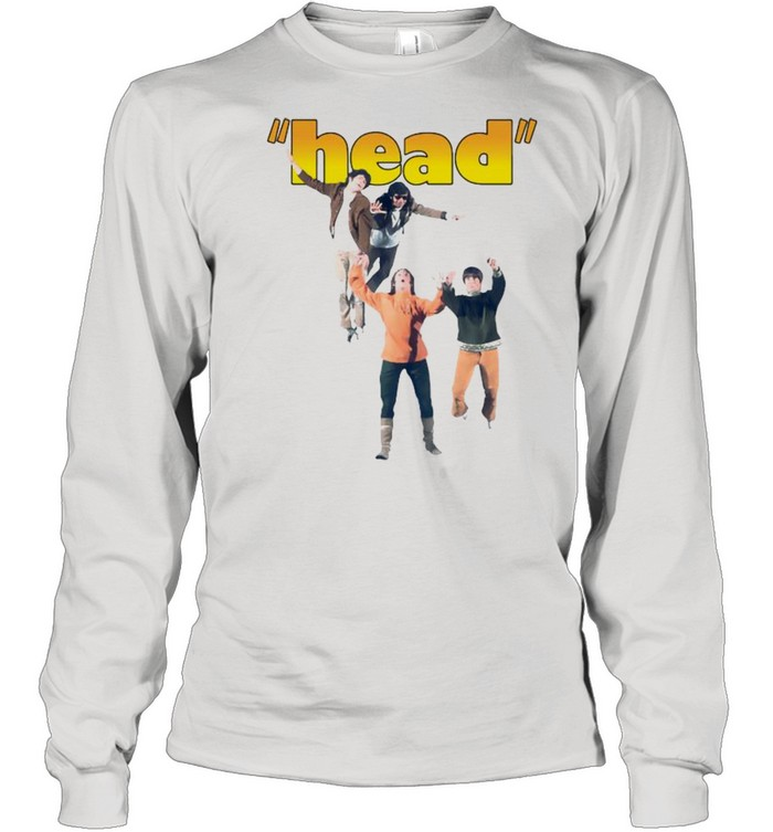 Headquarters The Monkees  Long Sleeved T-shirt