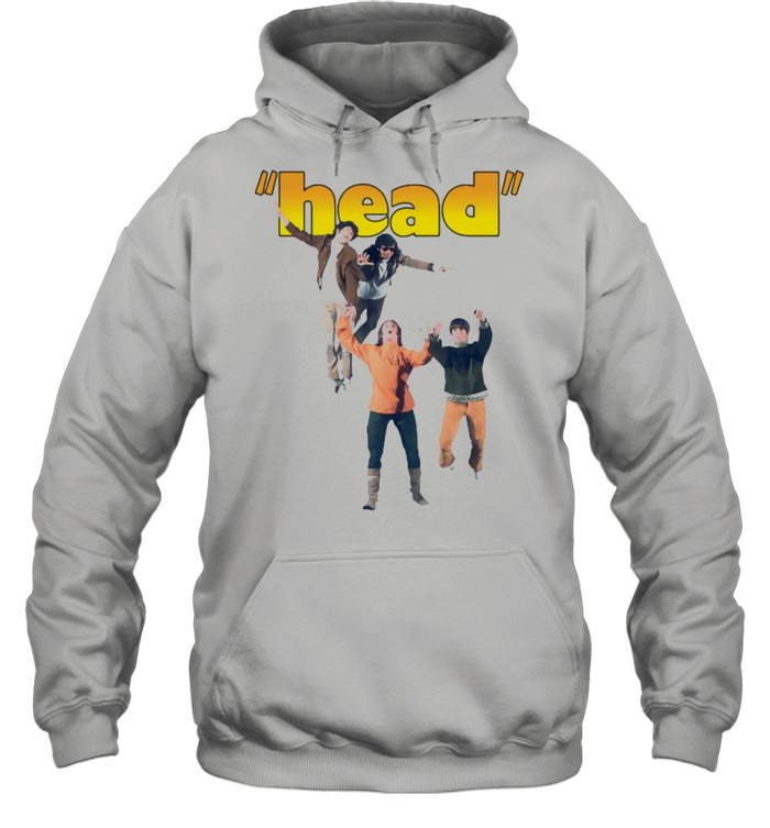headquarters the monkees  unisex hoodie