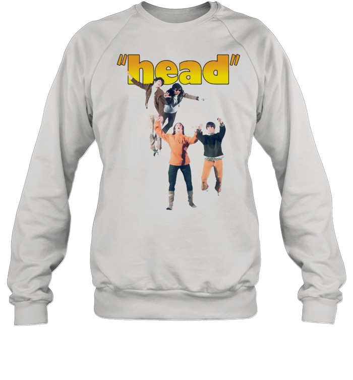 headquarters the monkees  unisex sweatshirt