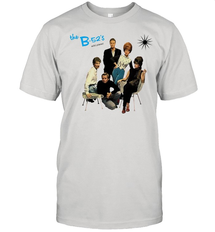 The B-52s Wild Planet  Classic Men's T-shirt