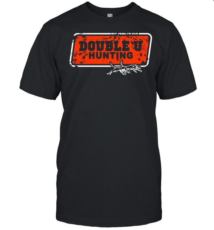 Double u hunting shirt Classic Men's T-shirt