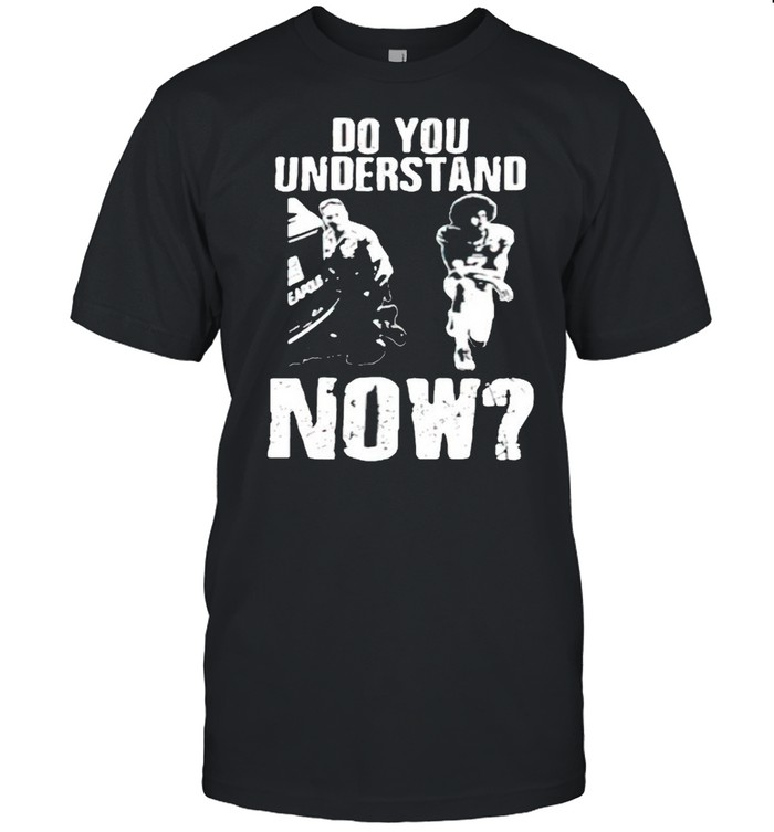 Do you understand now shirt Classic Men's T-shirt