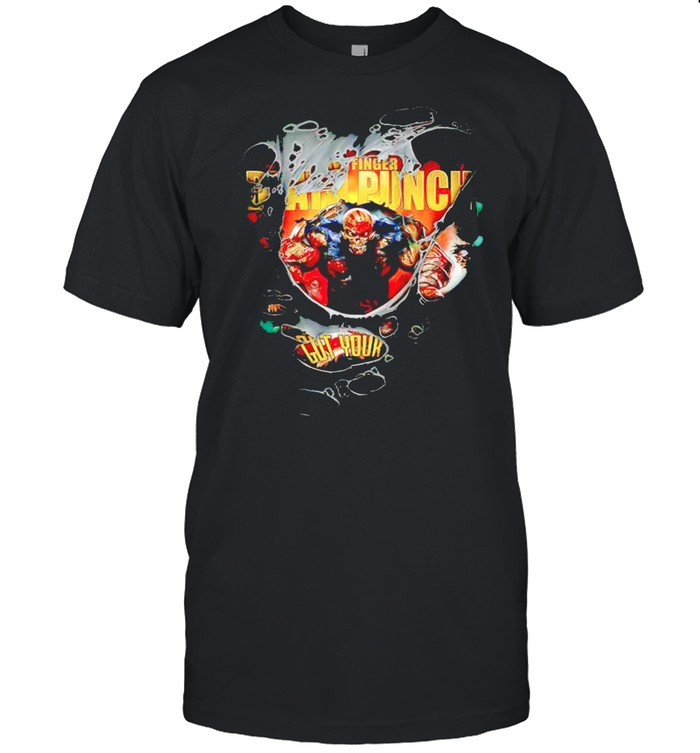 Five Finger Death Punch got your shirt Classic Men's T-shirt