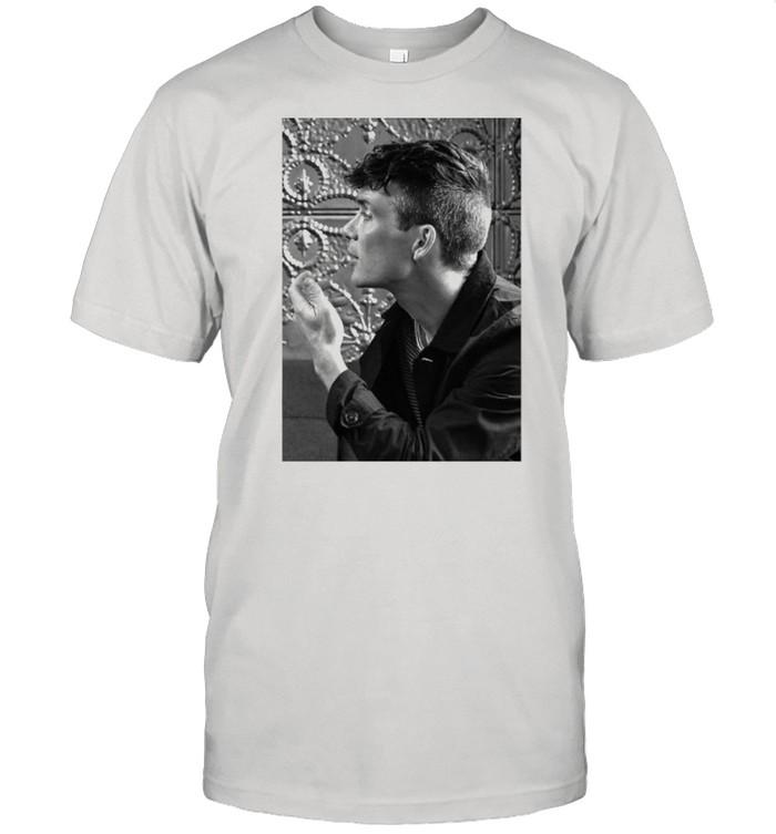 Cillian Murphy Peaky Blinders Film  Classic Men's T-shirt