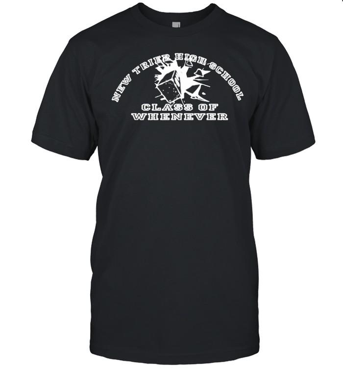 New Trier High School Graduating Class of Whenever  Classic Men's T-shirt