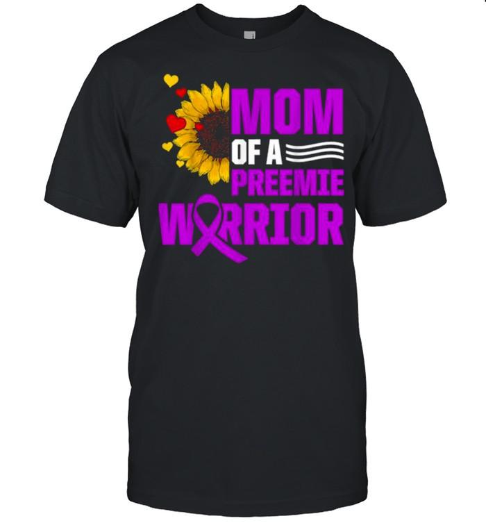 Micro Preemie NICU Mom Premature Birth  Classic Men's T-shirt