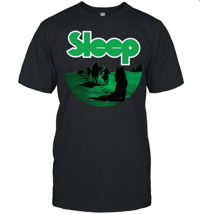Sleep Band Merch T-shirt Classic Men's T-shirt