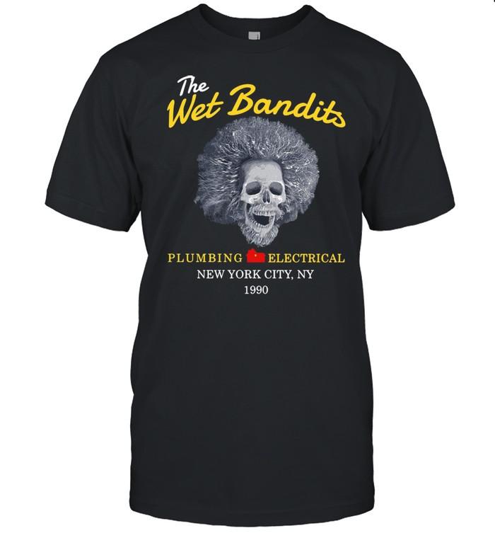 The west bandits plumbing electrical New York City NY 1990 shirt Classic Men's T-shirt
