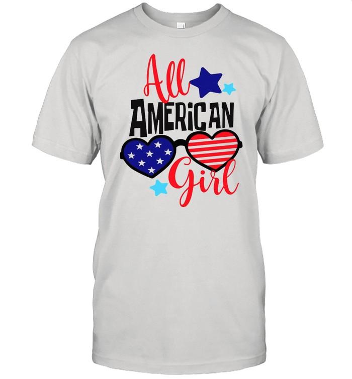 All American girl shirt Classic Men's T-shirt