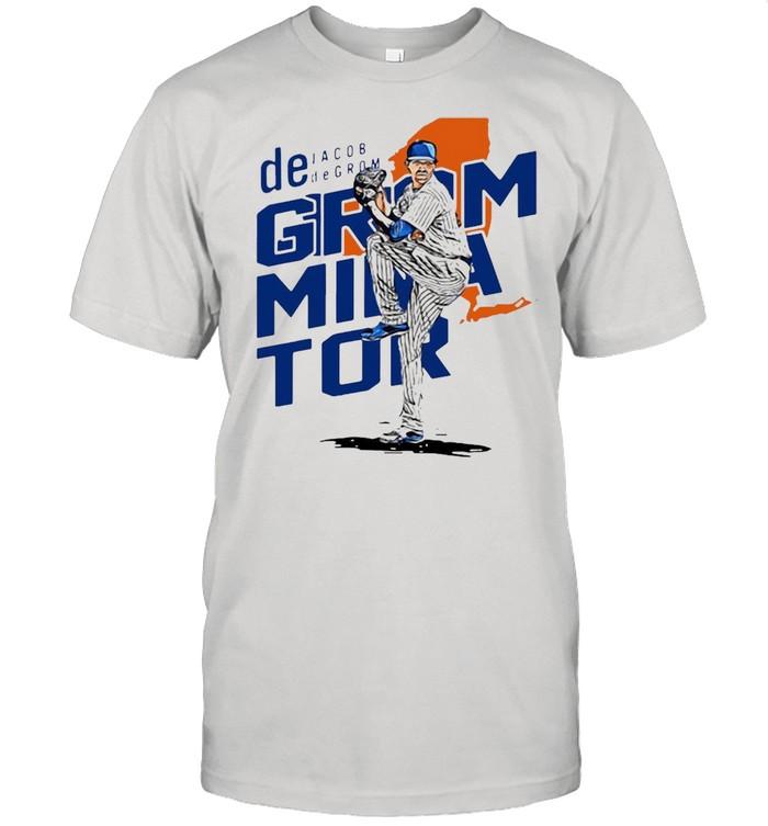 De Jacob Degrom Mina Tor shirt Classic Men's T-shirt