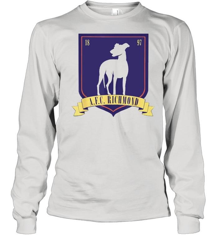 afc richmond logo  long sleeved t shirt