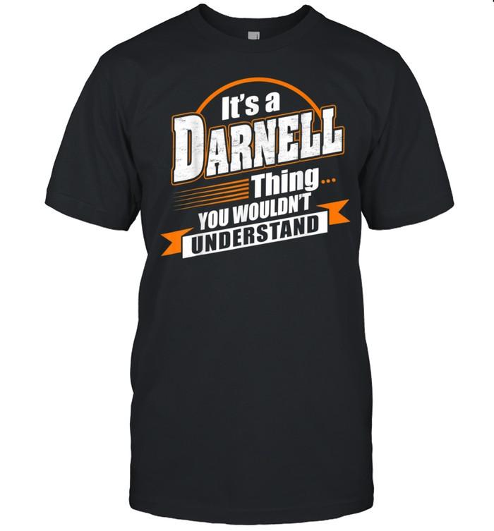 Best For DARNELL DARNELL Named shirt Classic Men's T-shirt