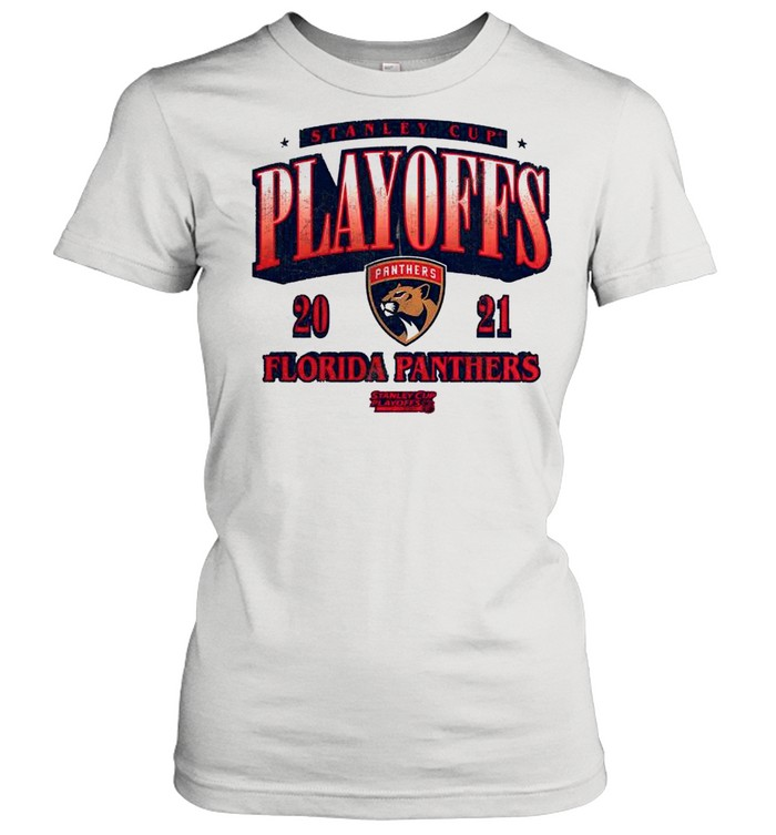 florida panthers 2021 stanley cup playoffs bound ring the alarm shirt classic womens t shirt