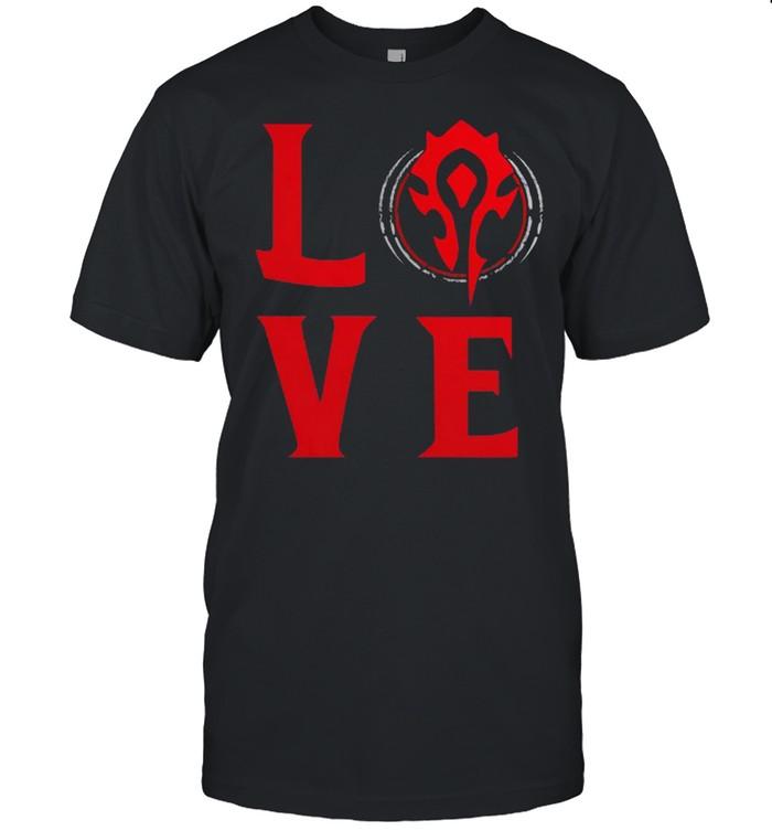 Love Horde  Classic Men's T-shirt