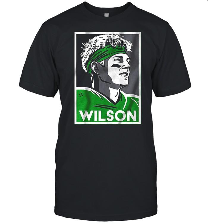 Zach Wilson New York Jets shirt Classic Men's T-shirt