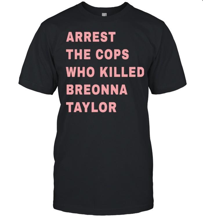 2021 lewis hamilton arrest the cops who killed breonna taylor shirt Classic Men's T-shirt