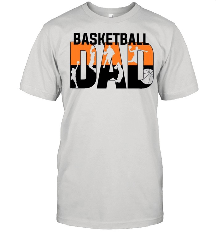Basketball Dad shirt Classic Men's T-shirt