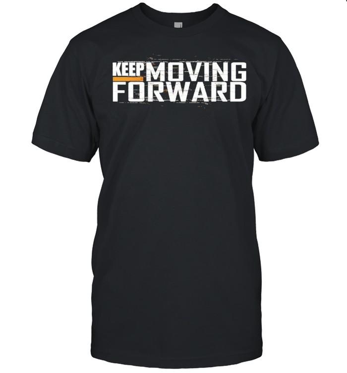 Keep moving forward shirt Classic Men's T-shirt